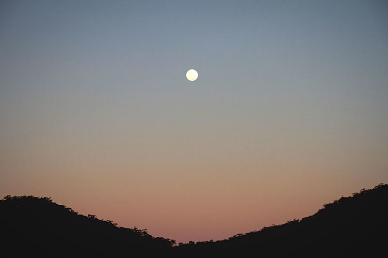 Pastel Power full moon sunset Full Moon Sunset Sky Looking Up At The Sky Beautiful Nature