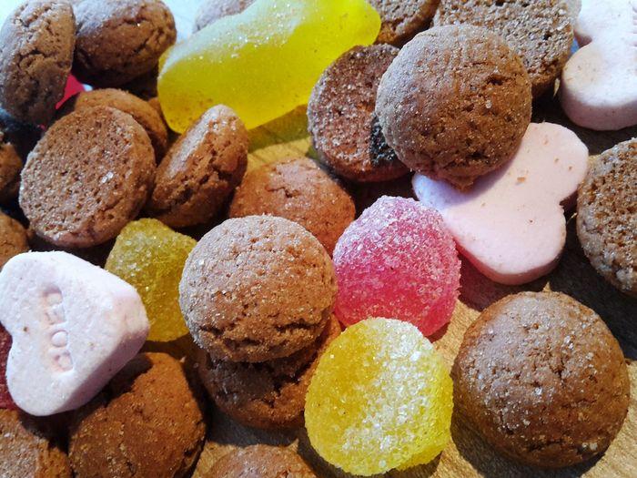 Sinterklaasfeest Snoep Verslaving Adicted Strooigoed Pepernoten Sinterklaasfeest Sweets Candy Dutch
