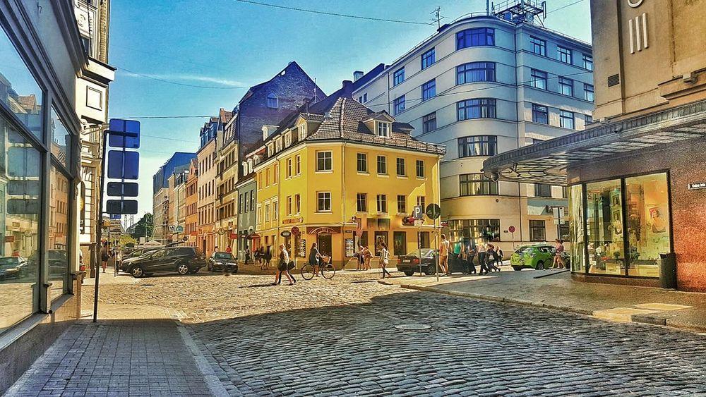 Riga Riga Latvia Riga Old Town Rigaphotos Riga City Building Street Photography Streetphotography