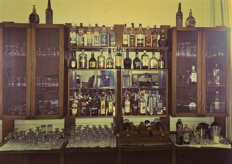 I recently gave a visit to a former Royal Castle, this was their Beer Collection. 43 Golden Moments Beer Collection Bar Bar Stand Golden Collection Royal Castle