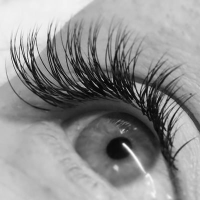 Vippeextensions Lashextensions Vipper Holmestrand Vippetippen