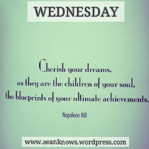 SeanKnows Dailyquote Wednesday TGR