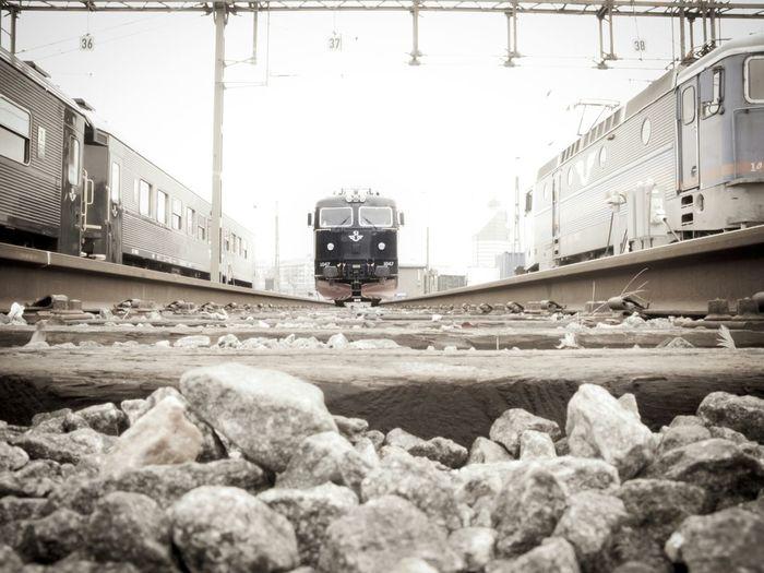 Train Train Yard