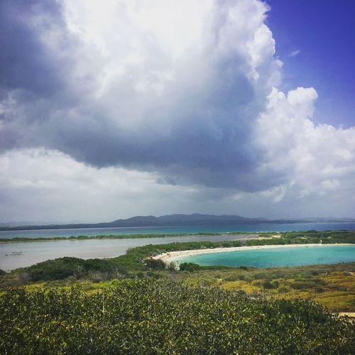 A Bird's Eye View Island Puerto Rico Lighthouse View