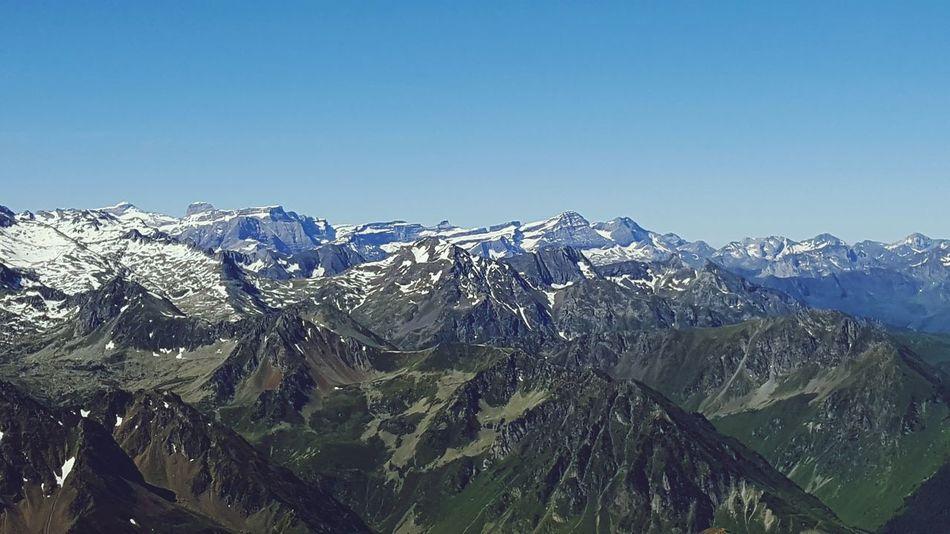 France Pyrenees Wildlife Sun Summer Clouds And Sky Mountains Summit Wildlife Photography Paradise Gavarnie SPAIN Running Enjoy Snow ❄ Madness Skyrunning Thisiswhyweplay Salomon