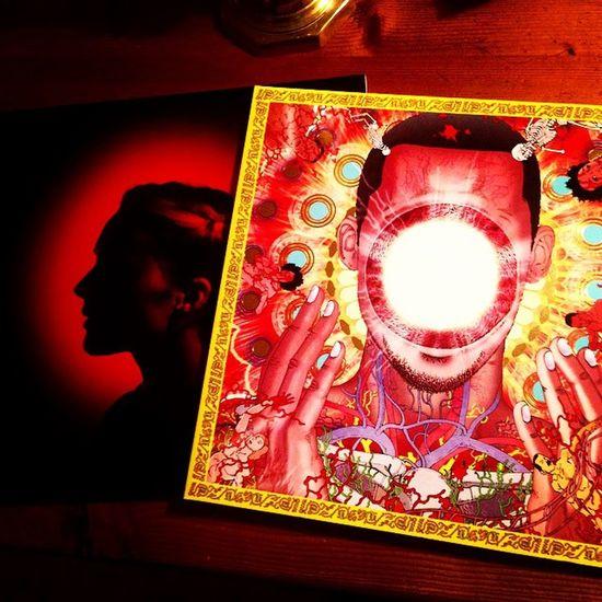 Flying lotus You're Dead! En Agnes Obel Aventine :D Sinterklaas Vinyl Music Vinyl Records Kendricklamar Agnes Obel