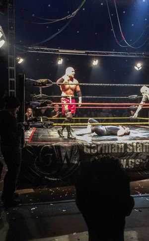 Shake Show My Fuckin Berlin Gwf2014 Wrestling LVC