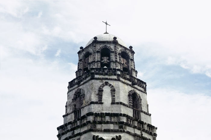 Baroque Church Bell Tower : Apex Cross Arch Architecture Baroque Architecture Building Exterior Heritage Century Old Dome Lime Plaster No People Sky Stone Christianity Solemnity Spirituality Catholicism Religion Religious  Ancient Travel Destinations EyeEmNewHere The Week On EyeEm