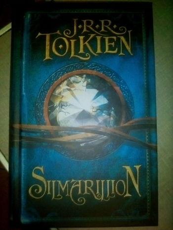 Books Reading Literature JRR Tolkien  Tolkien Silmarillion Fantasy Prequel :D