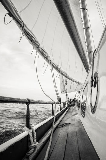 Sailing Barometer Binoculars Black And White Boats Close Up Detail Fujifilm_xseries Harbour View Nautical Sailing Sailing Ship