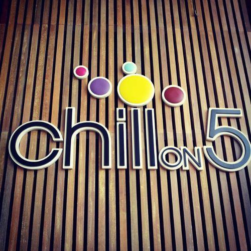 "Chill On 5 ""Chill Zone"" Singapore Sentosa Shangrila"