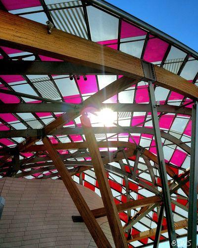 Fondation Louis Vuitton  Vuitton Architecture Photography Culture Musée. Paris ❤ Paris, France  Buren Ghery Art Eye4photography  Architettura Urban Architecture