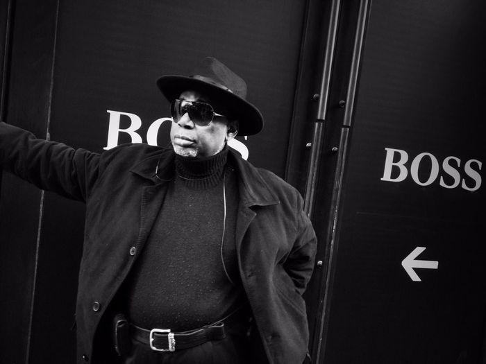 The Boss The Street Photographer - 2015 EyeEm Awards Eye4thestreets EyeEm Best Shots - Black + White The Minimals (less Edit Juxt Photography)