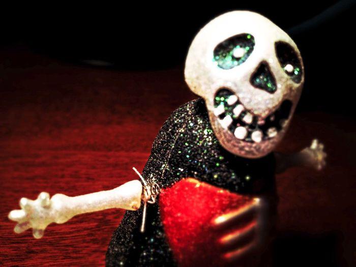 Halloween Skeleton Toys
