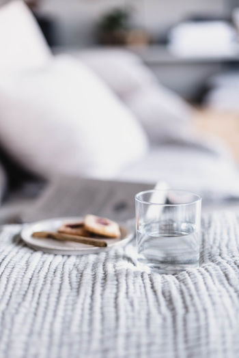 Cookies Drink Focus On Foreground Food Food And Drink Foodphotography Home Interior Little Break Moments Like These Non-alcoholic Beverage Refreshment Waterglass