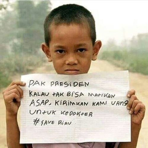 Save Riau INDONESIA Kabutasap