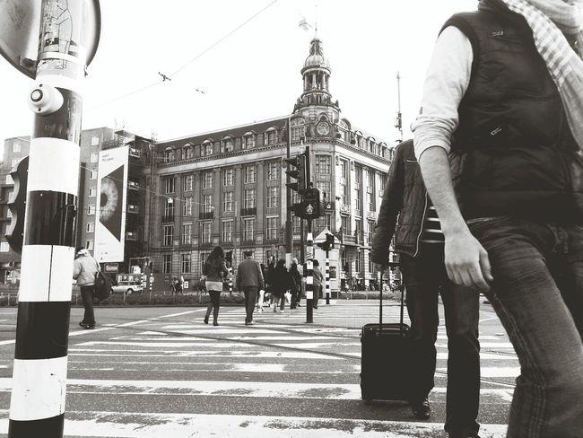 fast lane Photography Streetphotography People Monochrome