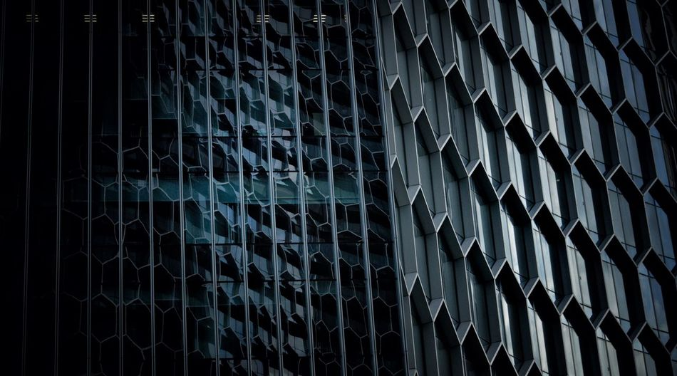Design Singapore City Architecture Photography Pattern Art Architecture Architecturelovers Architecture_collection Full Frame Backgrounds Pattern No People Architecture Night Built Structure Repetition Outdoors Building Exterior Modern Abstract Building Wall - Building Feature
