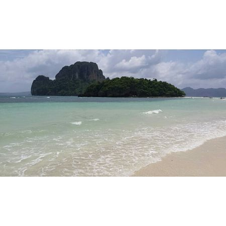 July 2015 Chicken Island Krabi Thaïlande Travel Voyages Asie Beachphotography