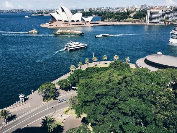 Sydney Sydney, Australia Sydney Harbour Bridge Harbour View Harbour City Harbour Bridge View Sydney Opera House Sydneyharbour Sydney City Sydney Australia Sydneysights