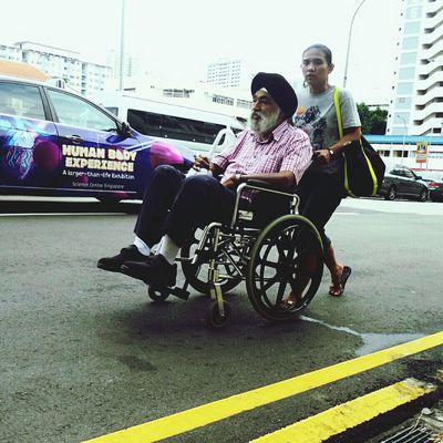 Jalan Kelantan, Singapore