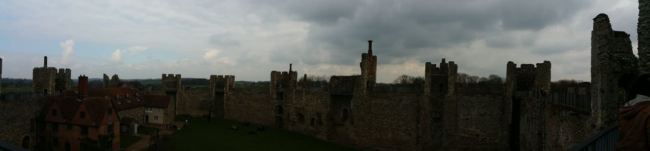 Castle's Stowmarket Crabing Panorama The Great Outdoors - 2016 EyeEm Awards