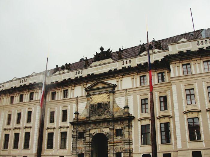 2012 Chez Republic Prague Old Town Palace