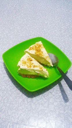 Tried to do no bake lemon cheese cake.. Nobakecheesecake Cheese Cake Lemoncheesecake Yummy Food EyeEm Foodporn Baker