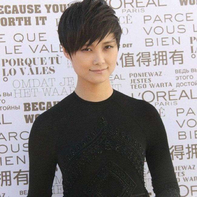 Liyuchun ChrisLee CannesFilmFestival Cannes2014 李宇春