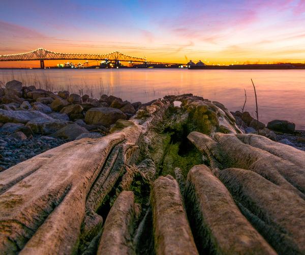 Architecture Bridge Bridge - Man Made Structure Built Structure Composition Leading Outdoors Perspective River Water