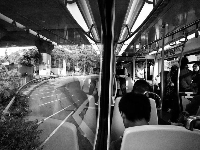 Train Railway Mode Of Transport Public Transportation Streetphotography Streetlife Noiretblanc Bnw_collection Bw_collection Monochrome Blackandwhite Blackandwhite Photography Black And White Bnw_captures Dailyphoto City Life Dailylife Snapshots Of Life Sony Xperia XperiaZ5 AMPt Community AMPt AMPt - Street NEM Black&white EyeEm Bnw