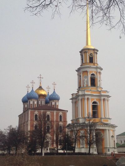 Ryazan Kremlin Kremlin Ryazan Kremlin Open Edit Starting A Trip