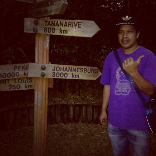 Direction Tananarive Autostop