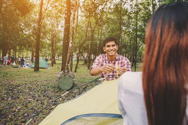 Tent Adventure