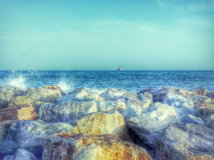 Mobileart Streetphotography Mobilephoto Mobilephotography Beachphotography Beach Sea Andalucía