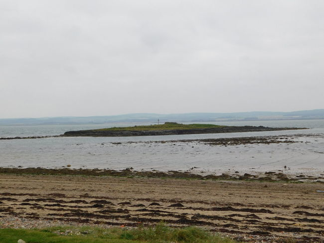 The beautiful magical and mystical island of Lindisfarne (The Holy Island) of the coast of Northumberland, England. Celtic Magical Beach Beauty In Nature Coastal Day Holy Island Landscape Lindisfarne Mysterious Mystical Nature No People Northumberland Outdoors Pagan Saint Cuthbert Scenics Sea Sky Tidal Tranquil Scene Water