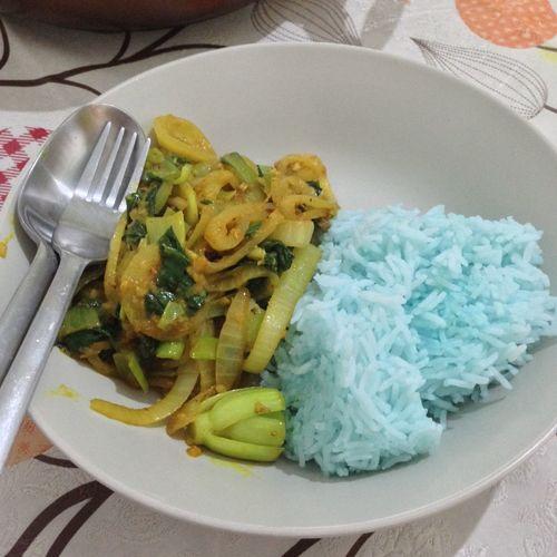 Blue Rice