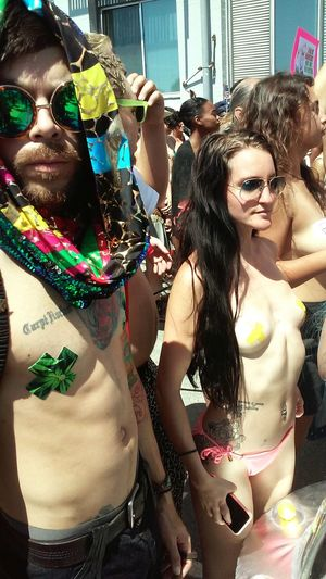 Venice beach Boobs Gotopless Expand Your Mind equal rights Enjoying Life Enjoying The Sun Pure Inspiration