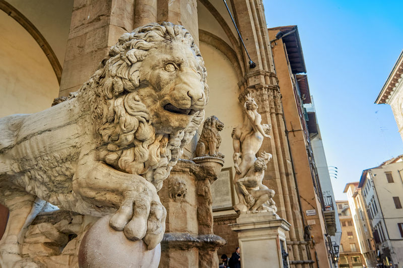 Medici Lion and