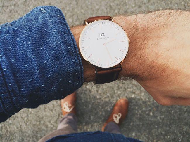 Watch Style Fashion Danielwellington
