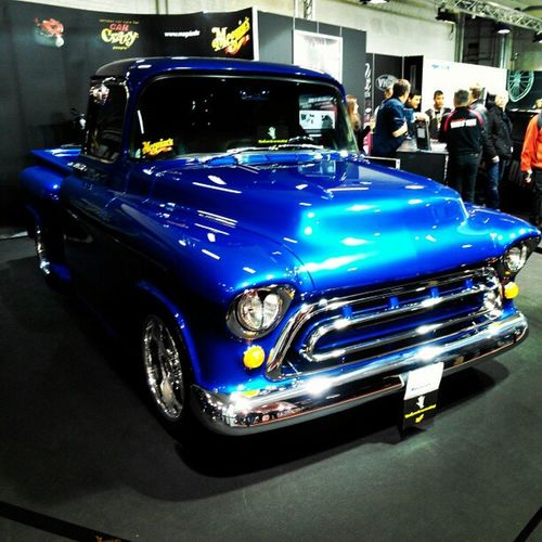 Rockabilly Rocknroll Retrodoll Chevrolet Pickup