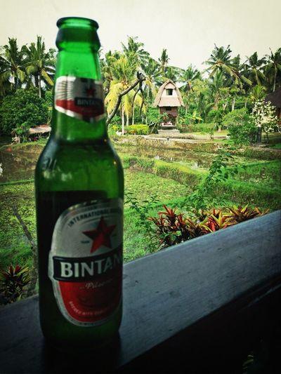 Sunset Beer-ing