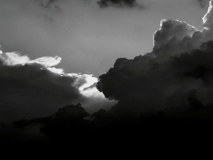 About to rain.. Cloud - Sky Nature Outdoors Sky Power In Nature Evening Joy Of Nature
