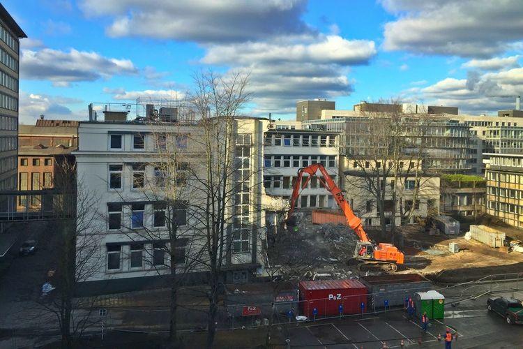 Eyeem Ruhrgebiet Oficial Photo Club📷🔨🔧🚣🚟🚛 Oberhausen Ruhrgebiet Clouds Sky