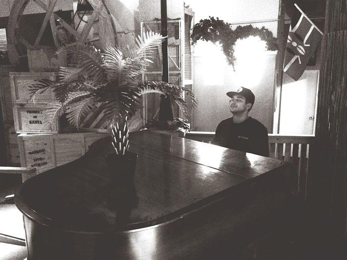 Vintage StevieWonder Piano Visuals Sydney Coconut