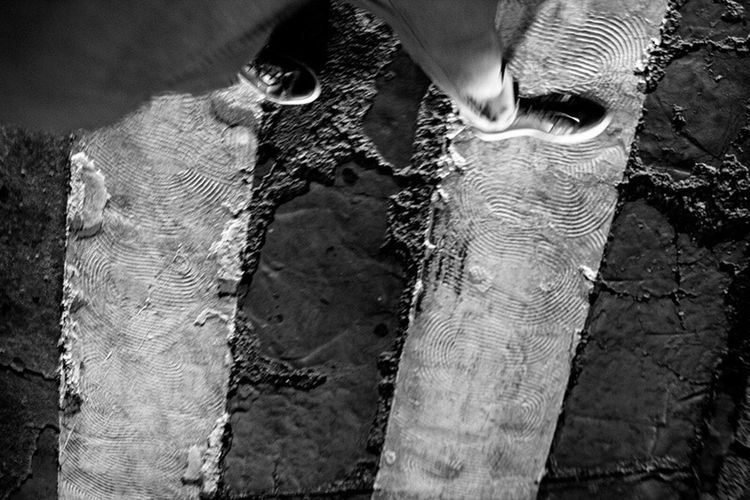Abstract Abstract Photography Blackandwhite Black And White B&w B&w Street Photography Light And Shadow Independent Eye One Shot Taking Photos Movement Action Streetphotography Streetphoto_bw Streetphotography_bw Night Walking Around Walking Nightphotography