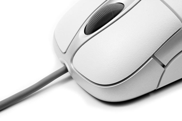 Standard computer mouse Browsing Click Computer Computer Mouse Hardware Information Technology Internet Mouse Click Online  User Web 2.0 Www
