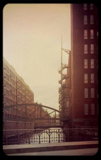 Sightseeing Hamburg