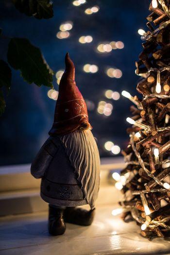 Merry Christmas! Godjul Tomte Xmas
