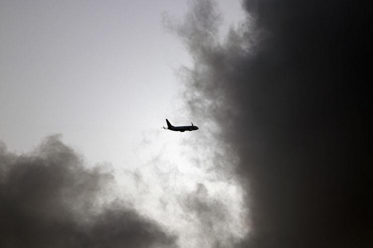 Flying Sky Low